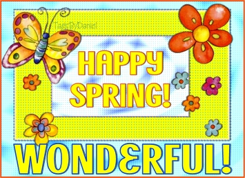 HAPPY-SPRING-Wonderful